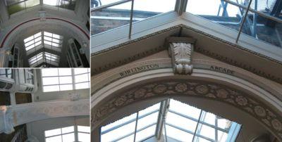 Heritage Plastering Restoration Works