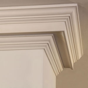Plain Run Cornices