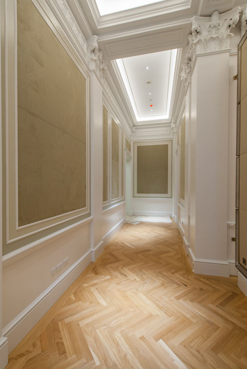 Bespoke Mouldings Services