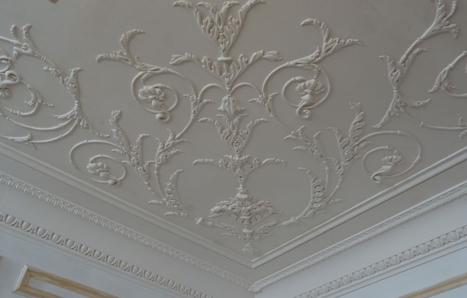 Cadogan Place Bespoke Mouldings