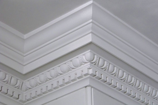 Dean Street Bespoke Block Cornices Finished