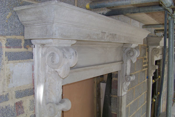 Hereford Square Window Mouldings
