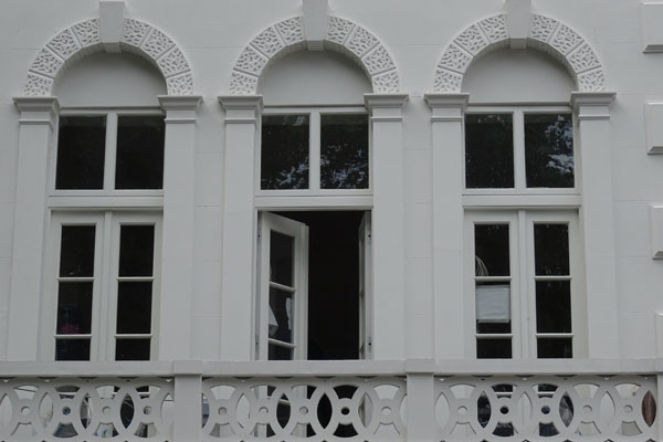 Hereford Square Balcony