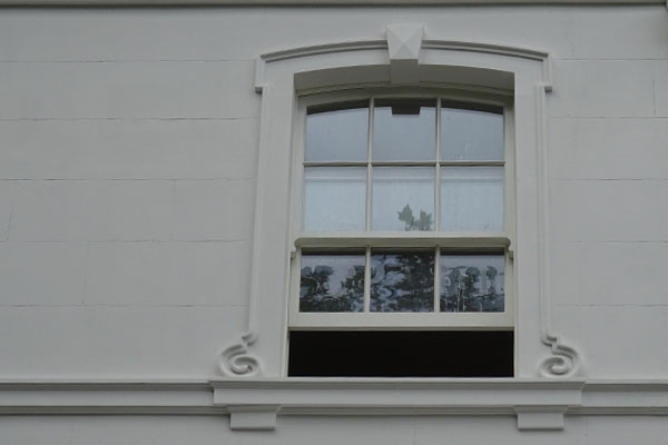 Hereford Square 2nd Floor Window