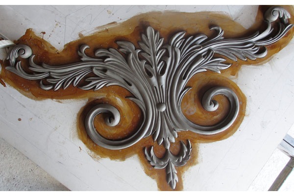 Clay Modelling by Heritage Plaster Services