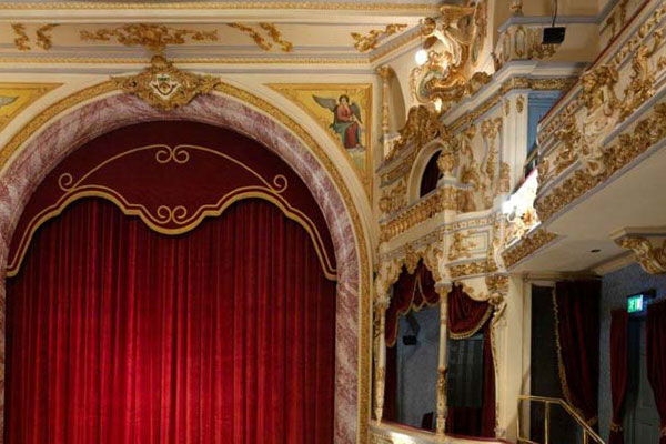 Everyman Theatre Ceiling Restoration