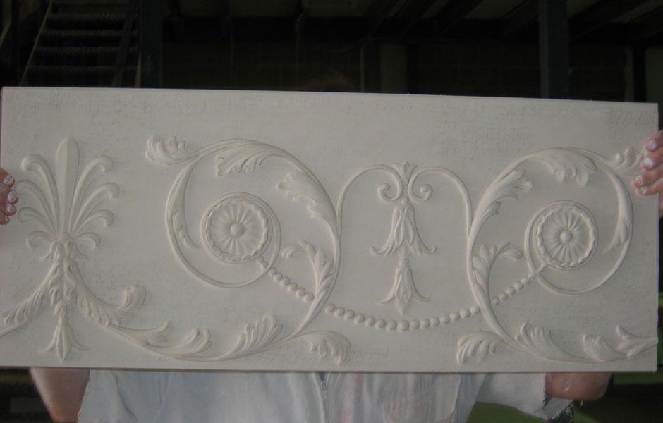 Adam Ceiling Restoration Panel