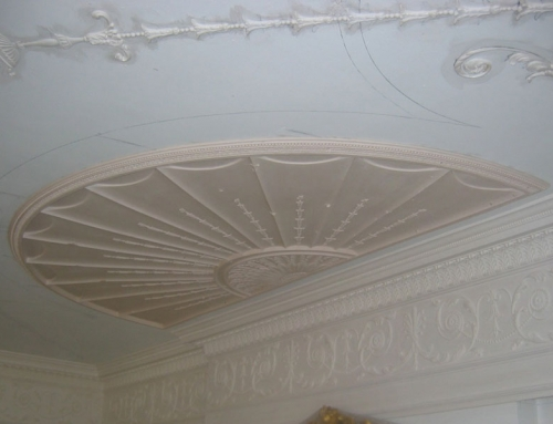 Adam Ceiling Restoration, Essex
