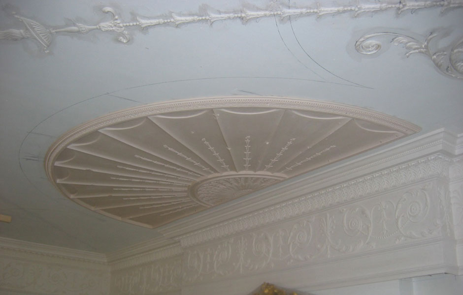 Bespoke Ceilings Decorative Plaster Services Heritage