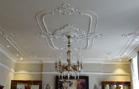 Albert Court Mansions Bespoke Mouldings
