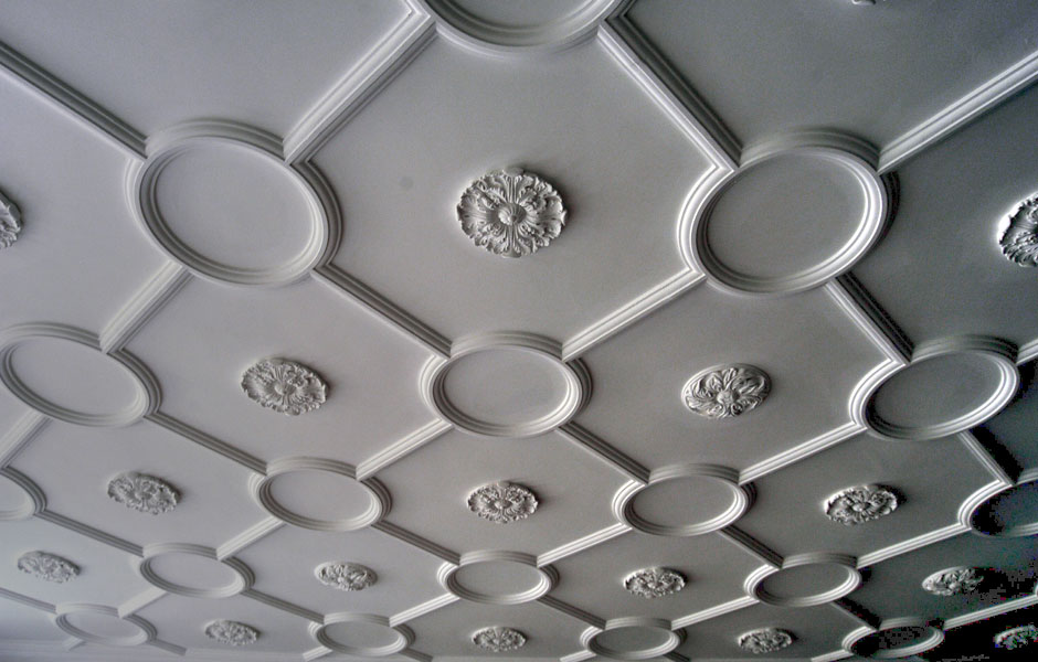 Charles Street London Bespoke Ceiling