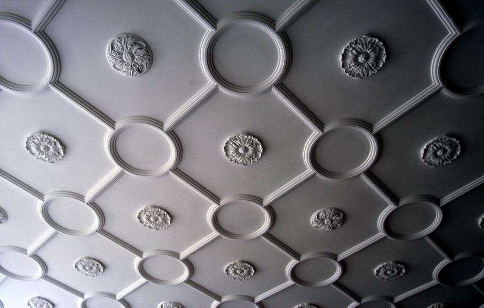 Charles Street London Bespoke Ceiling