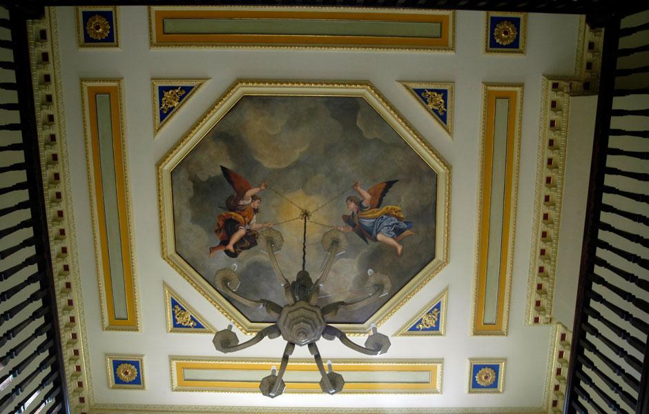 Charles Street Bespoke Ceiling