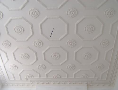 Chester Street Bespoke Ceiling