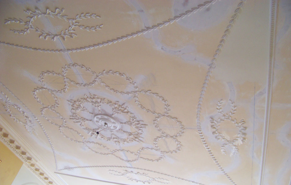 Reproduction Adam Ceiling