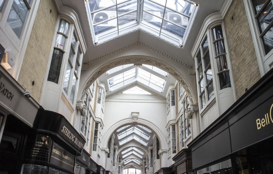 Burlington Arcade After Restoration