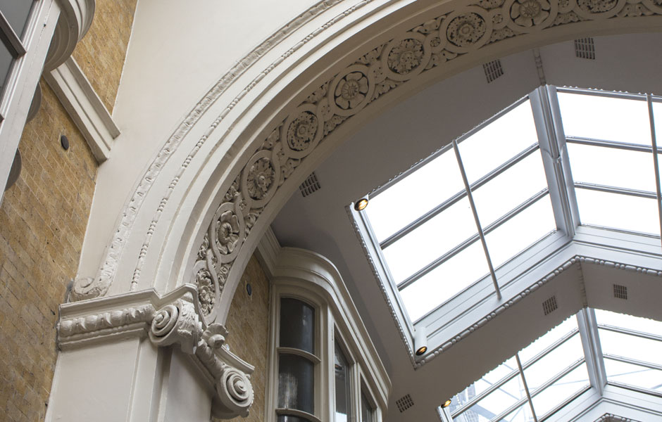 Burlington Arcade Restoration