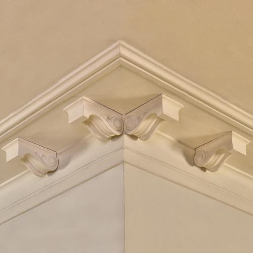 HPS67 Cornice Islington | Fibrous Plaster Cornice | Heritage Plaster