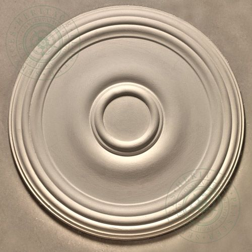 CR1 Small Plain Ceiling Rose