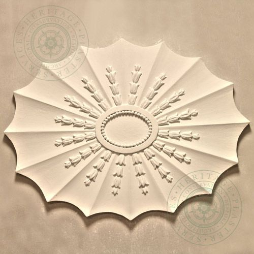 CR10 Adams Ceiling Rose