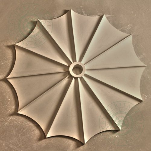 CR6 Modern Ceiling Rose