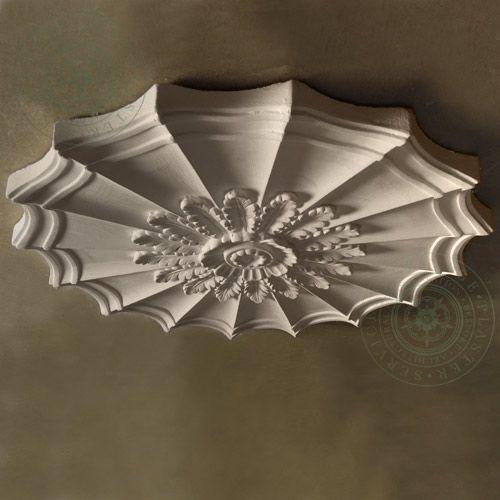 CR11 Adams Design Ceiling Rose
