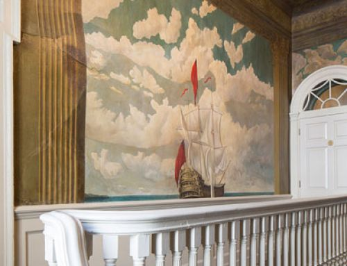 Dean Street Mural Restoration