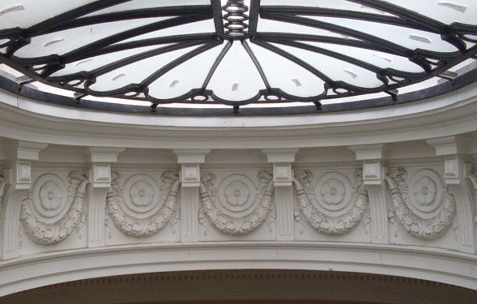 Trinity Square Skylight Restoration