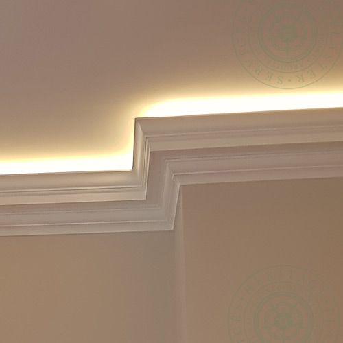 HPS12 Illuminated Cornice