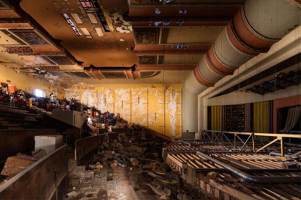 Cinema to Art Centre for Hackney