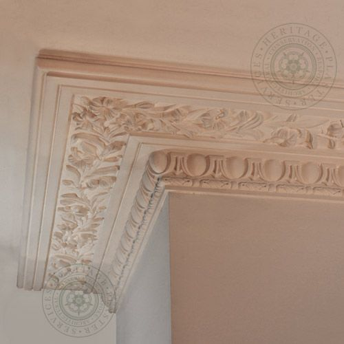 Victorian Kitchen Remodel Collection: Victorian Cornice Collection