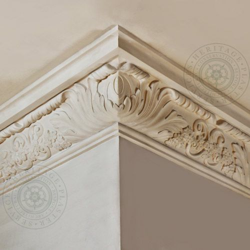 HPS51 Cornice William & Mary