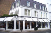 Chanel Boutique Knightsbridge