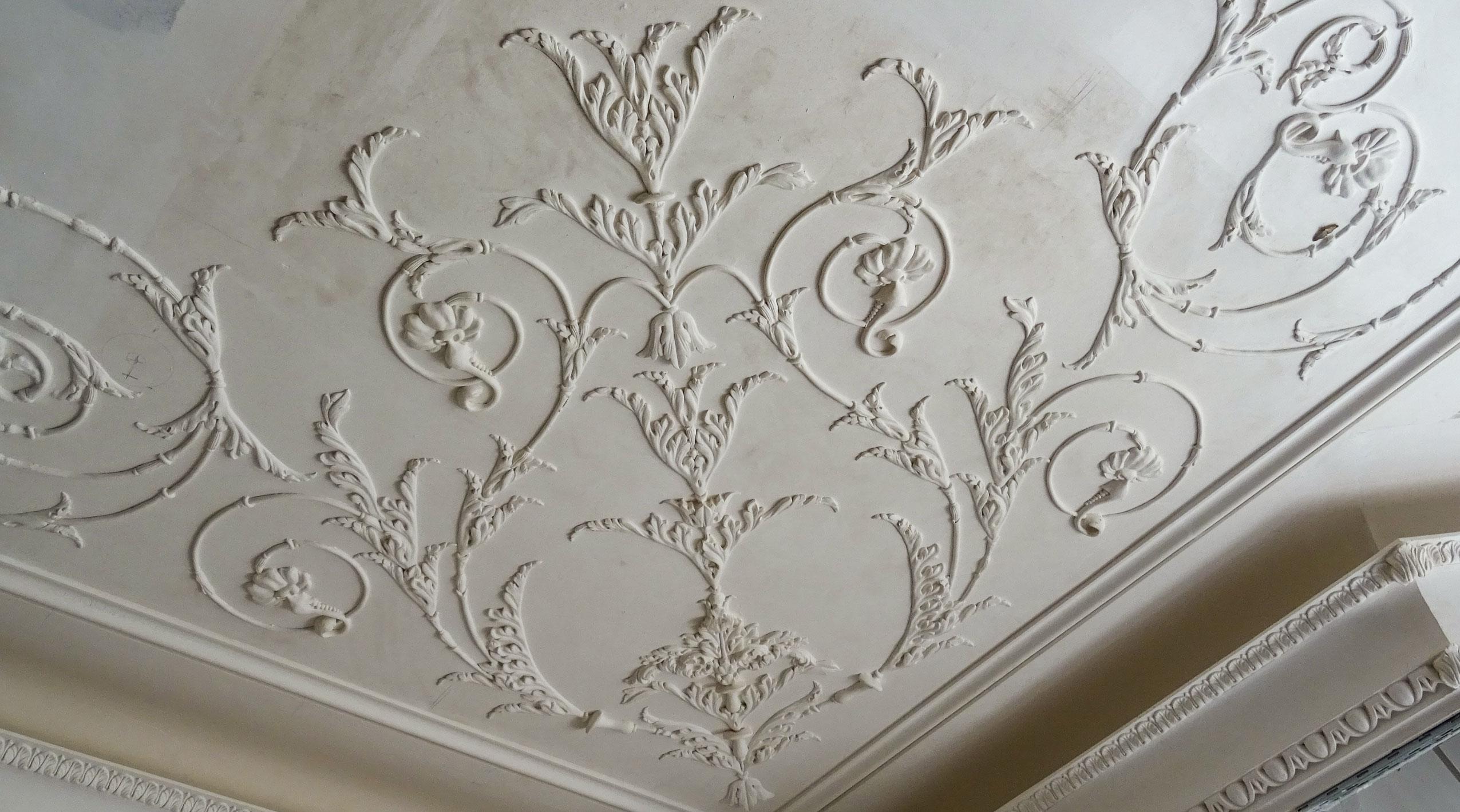 Animal Ornamentation in Plasterwork | Heritage Plaster Services